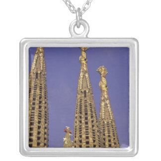 Collier L'Europe, Espagne, Barcelone Sagrada Familia