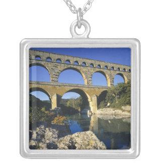 Collier L'Europe, France, Pont du le Gard. Pont du le