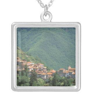 Collier L'Europe, Italie, Ligurie, la Riviera di Ponente,