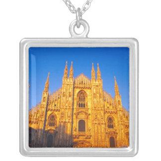 Collier L'Europe, Italie, Milan, cathédrale de Milan
