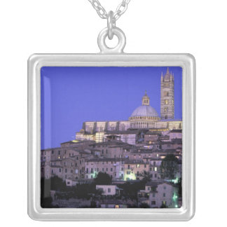 Collier L'Europe, Italie, Toscane, Sienne. 13ème C. Duomo