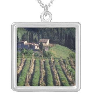 Collier L'Europe, Italie, Toscane. Villa pittoresque