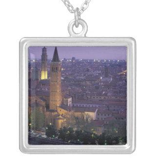 Collier L'Europe, Italie, Vérone, vue du Castel S.