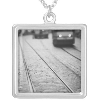 Collier L'Europe, Suisse, Berne. Voies de tram,