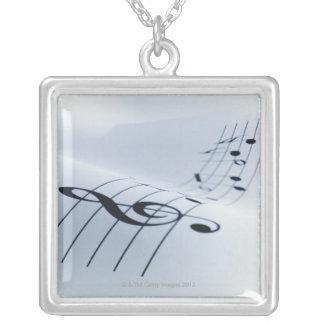 Collier Ligne de la musique