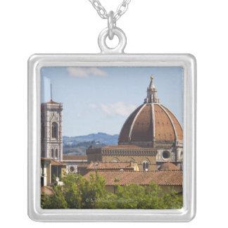 Collier L'Italie, Florence, vue de cathédrale de Florence