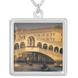 Collier L'Italie, la Vénétie, Venise, canal grand et le