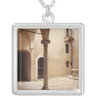 Collier L'Italie, Toscane, Pienza