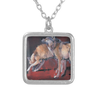 Collier Loups 2001