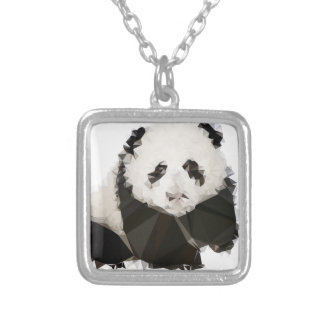 Collier Low Poly Panda