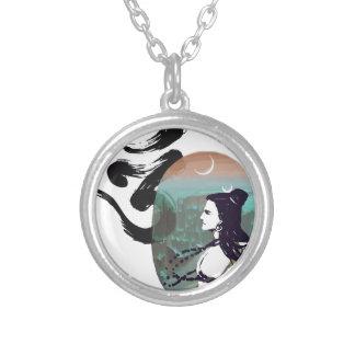Collier Lune Shiva en hausse
