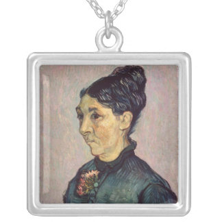 Collier Madame Jeanne Lafuye Trabuc de Vincent van Gogh |