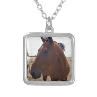Collier Magie de cheval de Brown,