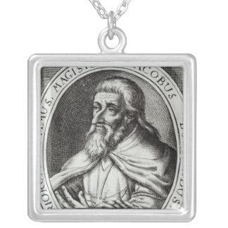Collier Maître de Jacques de Molay des chevaliers Templars