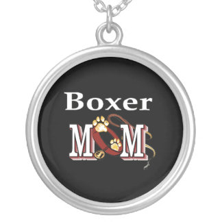 Collier Maman de boxeur