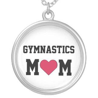 Collier Maman de gymnastique