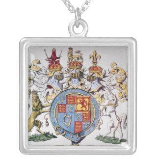 Collier Manteau des bras du Roi James I de l'Angleterre