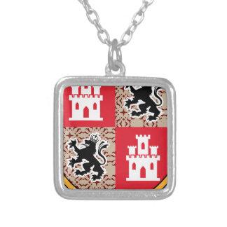 Collier Manteau des lions de château de bras