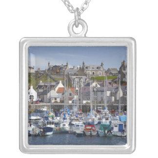 Collier Marina, Findochty, Moray, Ecosse, unie