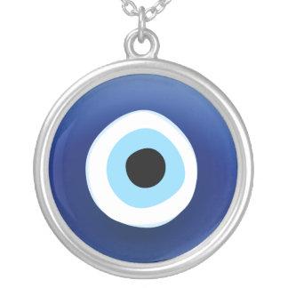 Collier mauvais de protection oculaire