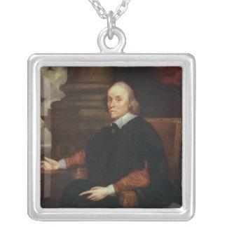 Collier Médecin royal de William Harvey, XVIIème siècle