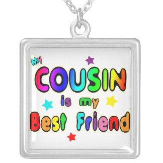 Collier Meilleur ami de cousin