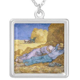 Collier Midi de Vincent van Gogh |, la sièste, après