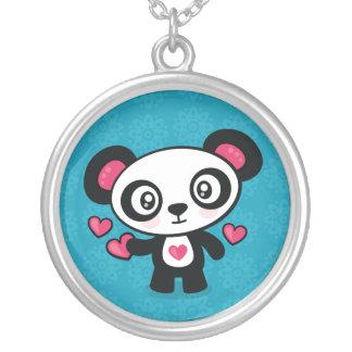 Collier mignon de panda