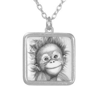 Collier Monkey - Baby Orang outan 2016 G-121