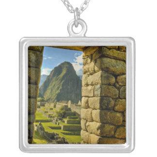Collier Montagnes du Pérou, les Andes, les Andes, Machu