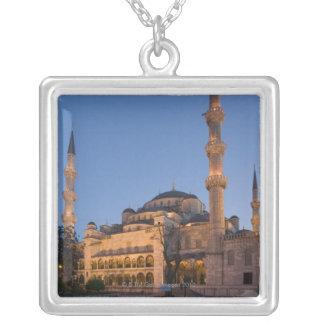 Collier Mosquée bleue, région de Sultanhamet, Istanbul,