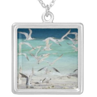 Collier Mouettes