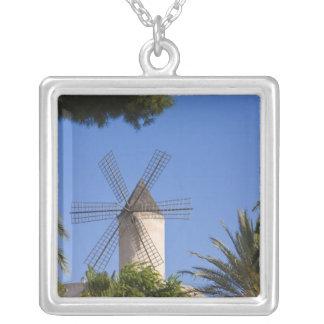 Collier Moulin à vent, Palma, Majorque, Espagne