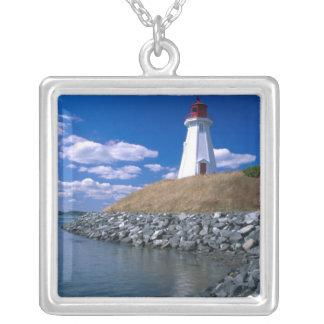 Collier Na, Canada, Nouveau Brunswick, île de Campobello.