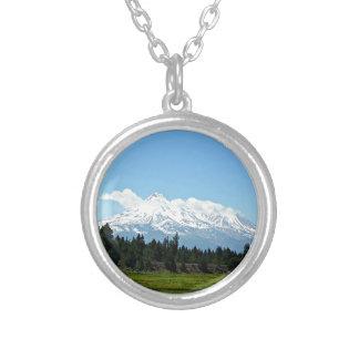 Collier Nature de paysage de montagne de Shasta la