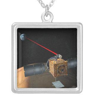 Collier Navette spatiale de télécommunication de Mars