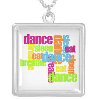 Collier Nécessités de danse