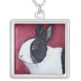 Collier néerlandais de lapin