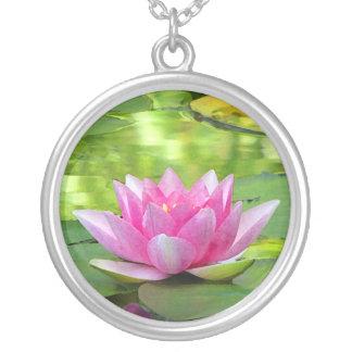 Collier Nénuphar Lotus