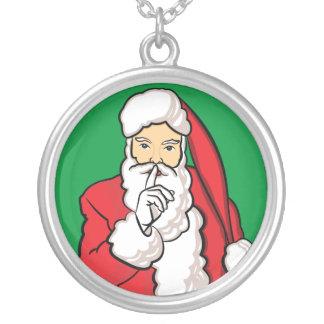 Collier Noël le père noël