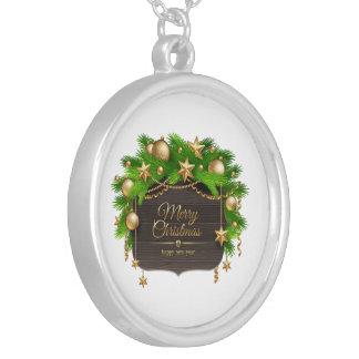 Collier Noël, vacances, décorations, célébration