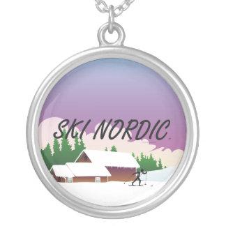 Collier Nordic SUPÉRIEUR de ski
