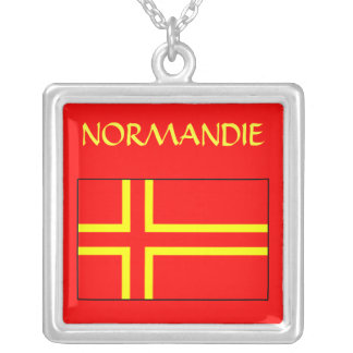 Collier Normandie Croix saint olaf