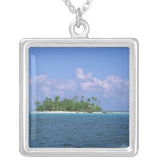 Collier Océanie, Polynésie française, Tahiti. Petit