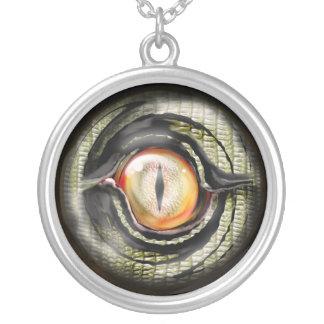 Collier oeil de dragon