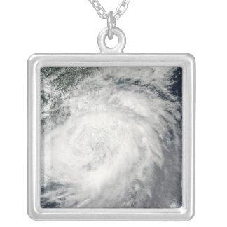 Collier Ouragan Morakot au-dessus de la Chine