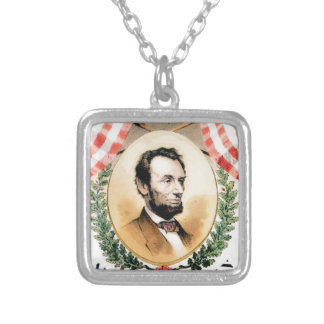 Collier Ovale d'Abe