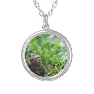 Collier Paires de singes pygméens