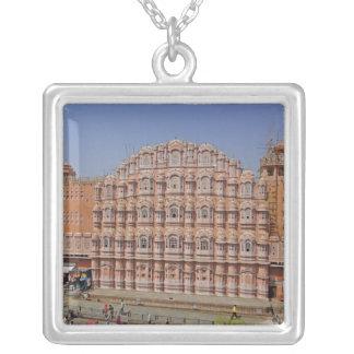 Collier Palais des vents (Hawa Mahal), Jaipur, Inde,
