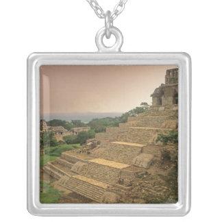 Collier Palenque, Chiapas, Mexique, Maya